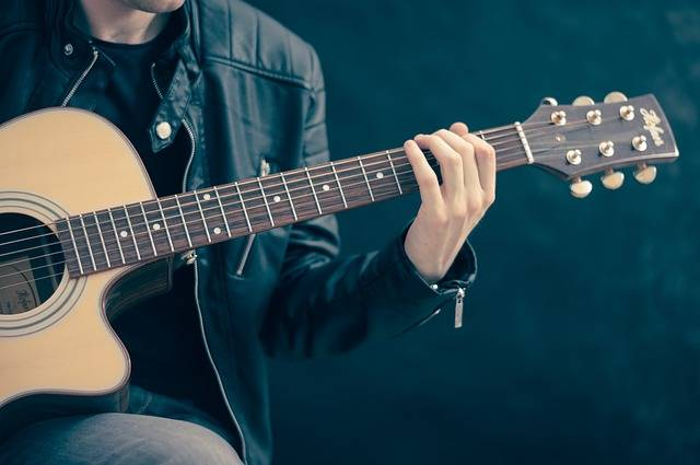 Guitar Classical Acoustic - Free photo on Pixabay (582825)