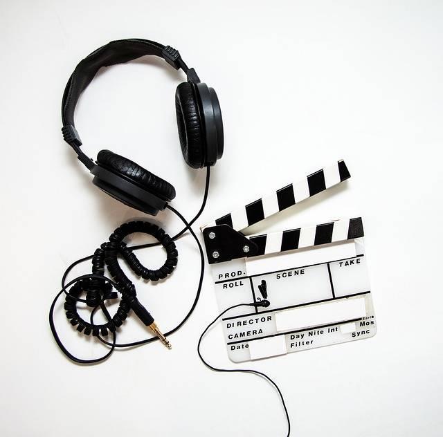 Video Production Headphones - Free photo on Pixabay (582859)