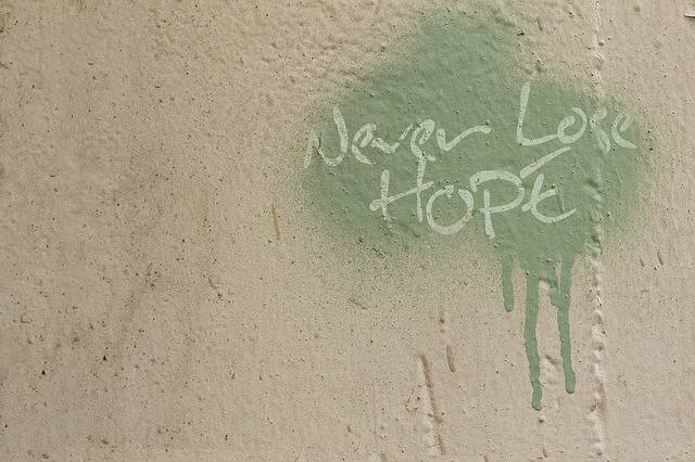 Graffiti Quote Hope - Free photo on Pixabay (582862)