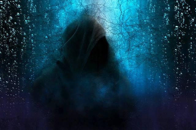 Hooded Man Mystery Scary - Free photo on Pixabay (583865)