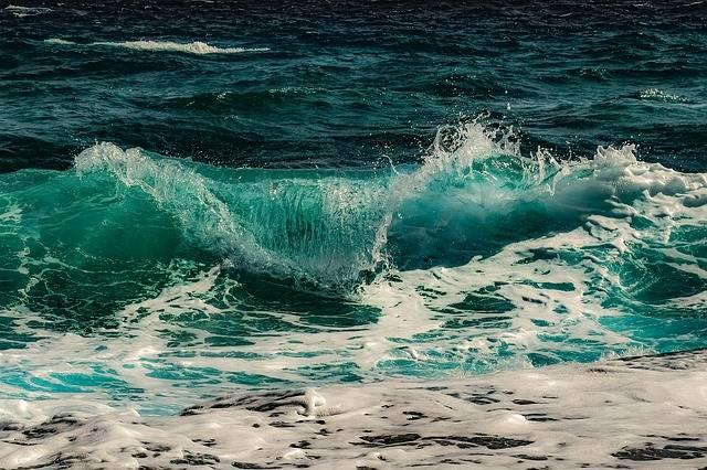 Surf Water Sea - Free photo on Pixabay (584642)