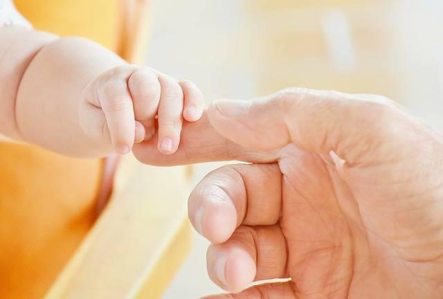 Baby Hand Infant - Free photo on Pixabay (584647)