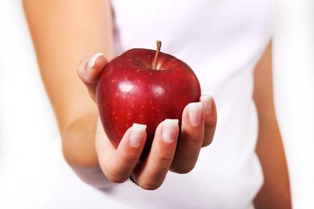 Apple Diet Female - Free photo on Pixabay (584649)