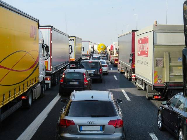 Traffic Transport Jam - Free photo on Pixabay (585225)