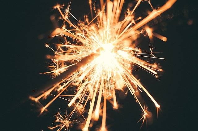 Sparkler Firework Celebration - Free photo on Pixabay (585362)