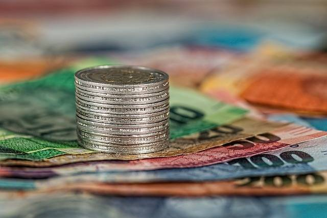 Coins Banknotes Money - Free photo on Pixabay (586384)