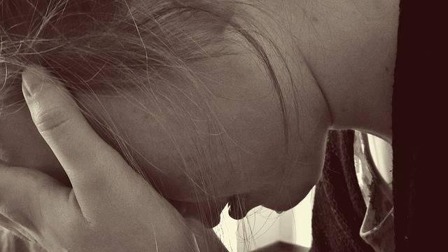 Woman Desperate Sad - Free photo on Pixabay (586709)
