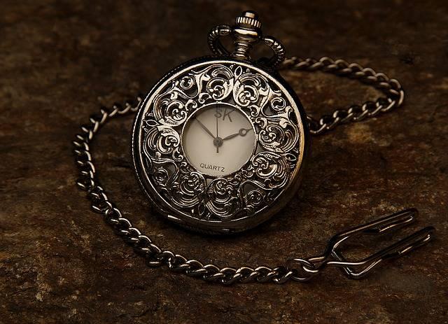 Pocket Watch Jewel Chain - Free photo on Pixabay (586775)