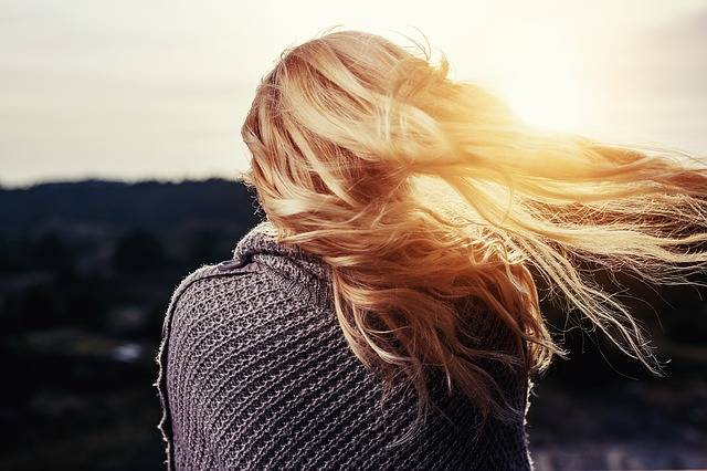 Girl Hair Blowing - Free photo on Pixabay (587639)