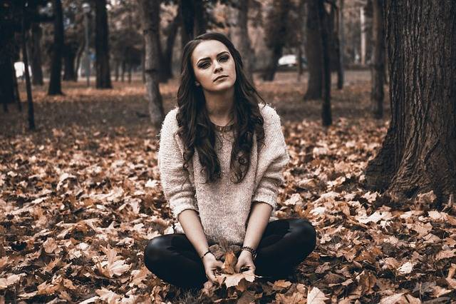 Sad Girl Sadness Broken - Free photo on Pixabay (587641)