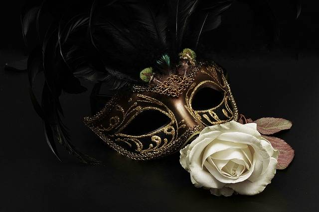 Mask Carnival Venice - Free photo on Pixabay (587947)