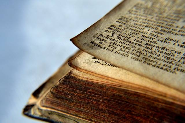 Old Book Bible - Free photo on Pixabay (588258)