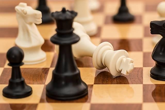 Checkmate Chess Resignation - Free photo on Pixabay (588281)