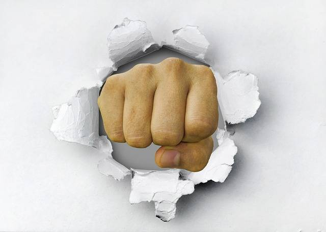 Break Wall Fist - Free photo on Pixabay (588505)
