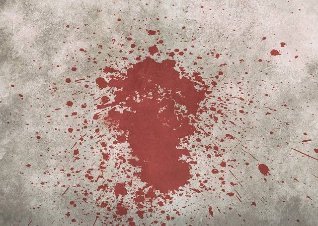 Background Blood Stain - Free image on Pixabay (588684)