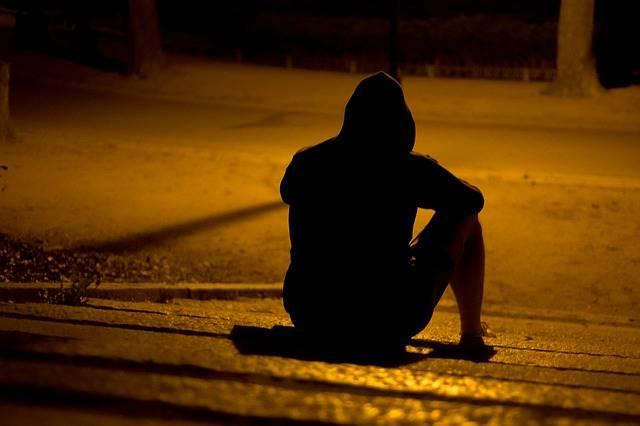 Man Lonely Park - Free photo on Pixabay (588734)