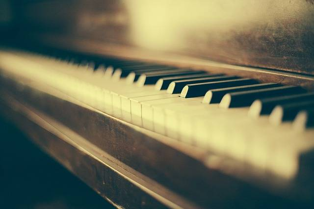 Piano Grand Musical - Free photo on Pixabay (588739)