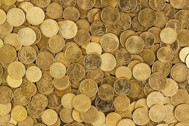 Euro Coins Currency - Free photo on Pixabay (589410)