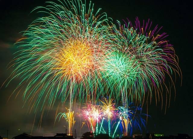 Fireworks Light Festival - Free photo on Pixabay (589614)