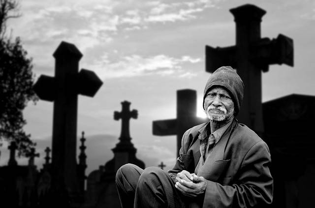 Human Man Mourning - Free photo on Pixabay (590354)
