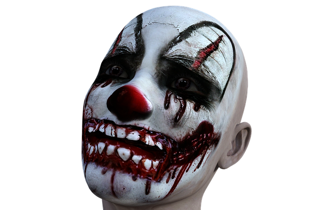 Clown Evil Horror - Free photo on Pixabay (590358)