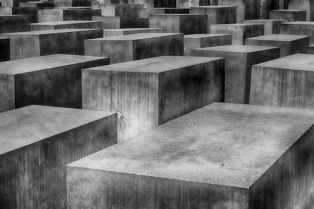 Holocaust Memorial Berlin - Free photo on Pixabay (590487)