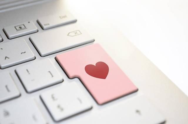 Heart Love Keyboard - Free photo on Pixabay (590859)