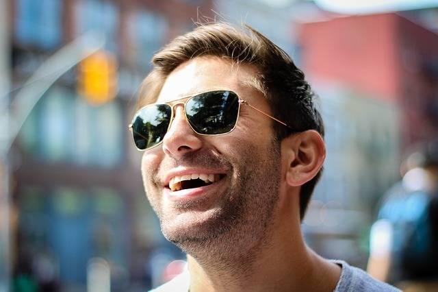 Happy Man Adult - Free photo on Pixabay (590861)