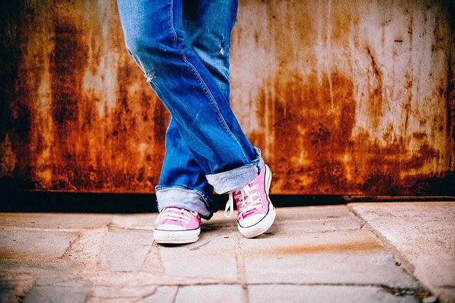 Feet Legs Standing - Free photo on Pixabay (591718)