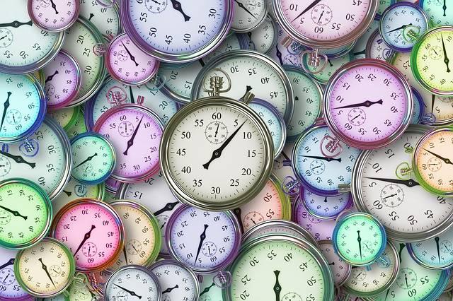 Time Management Stopwatch - Free image on Pixabay (591955)