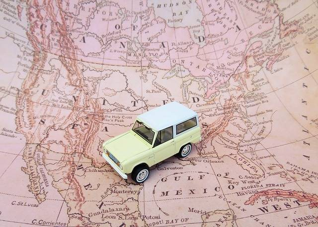 Map Car Toy Road - Free photo on Pixabay (592856)