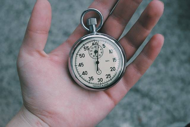 Time Stopwatch Clock - Free photo on Pixabay (593595)