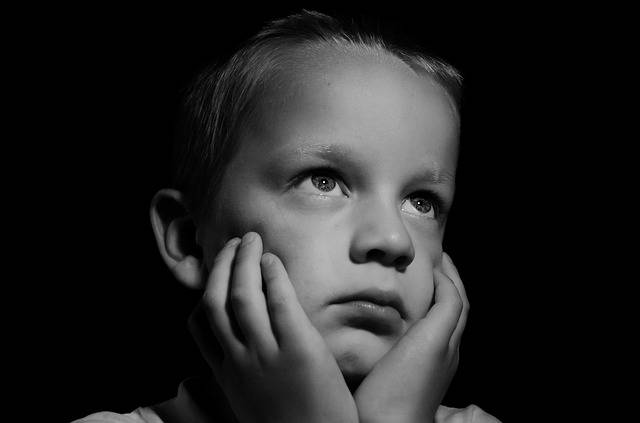 Sad Child Boy - Free photo on Pixabay (593616)
