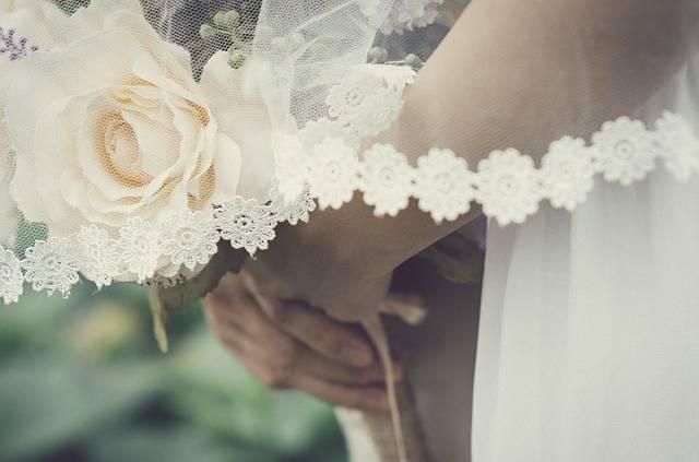 Wedding Love White - Free photo on Pixabay (595976)