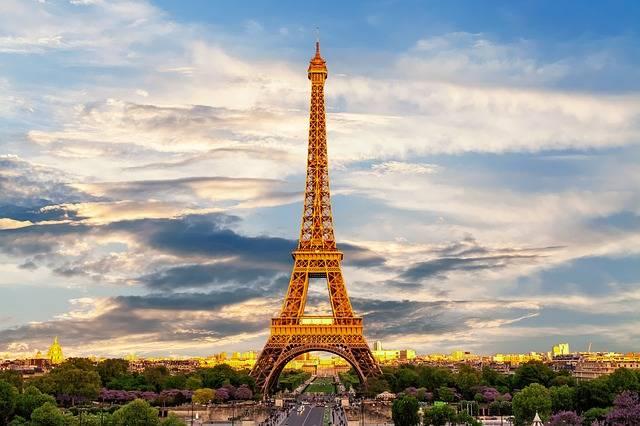 Eiffel Tower Paris France - Free photo on Pixabay (596025)