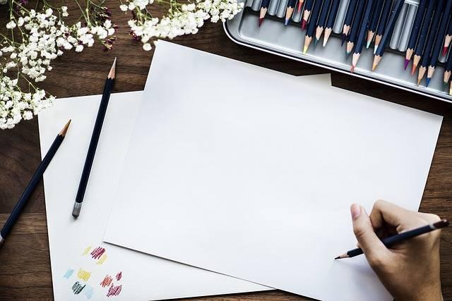 Paper Art Artist - Free photo on Pixabay (596026)