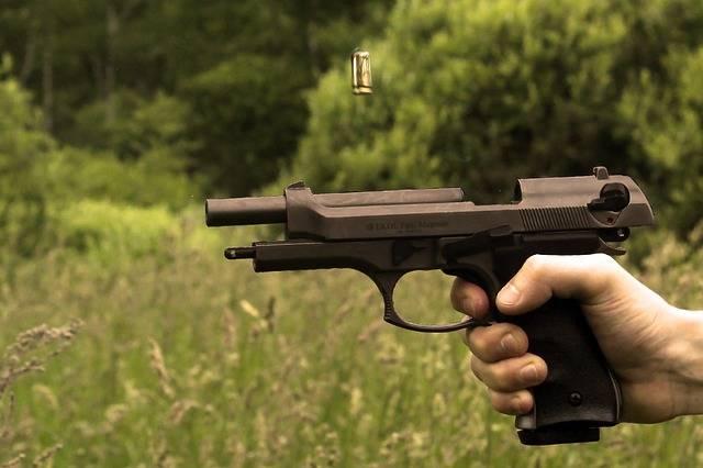 Gun Shoot Cartridge - Free photo on Pixabay (596057)
