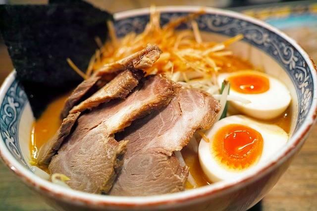 Japanese Food Japan Ramen - Free photo on Pixabay (596741)