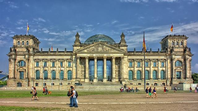 Berlin Reichstag Government Glass - Free photo on Pixabay (597122)
