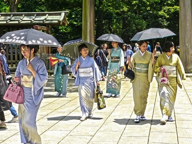 Japan Tokyo Smiling - Free photo on Pixabay (597652)
