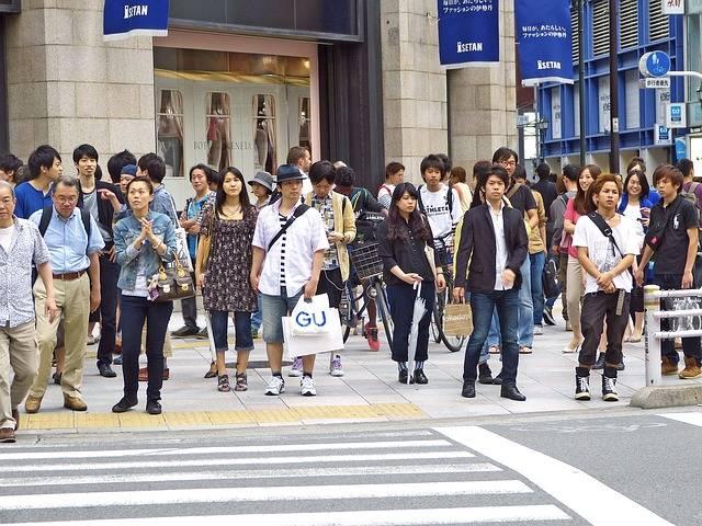 Japan Tokyo Shinjuku - Free photo on Pixabay (597722)
