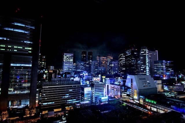 Urban Landscape Tokyo - Free photo on Pixabay (597751)