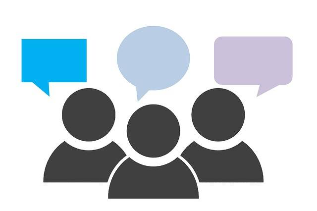 Feedback Group Communication - Free image on Pixabay (597785)