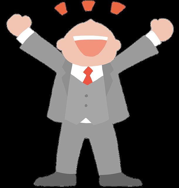 I'M Happy Joy Success - Free image on Pixabay (597798)