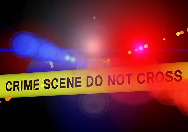 Police Crime Scene Blue Light - Free image on Pixabay (598461)