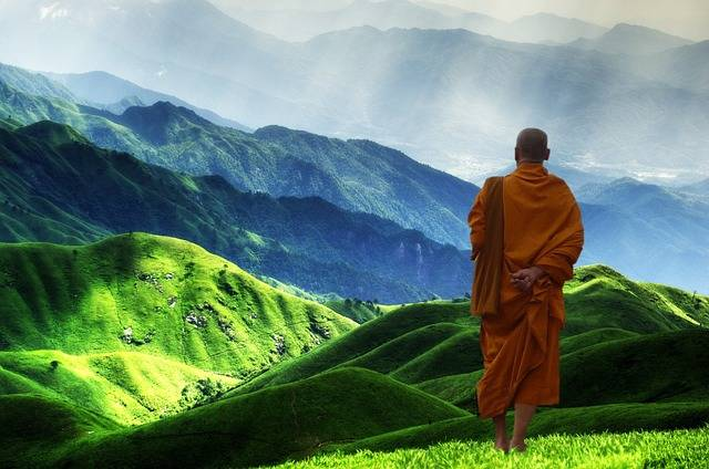 Buddhist Monk Buddhism - Free photo on Pixabay (598963)