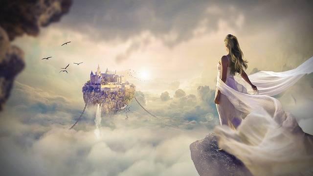 Fantasy Beautiful Dawn - Free photo on Pixabay (599046)