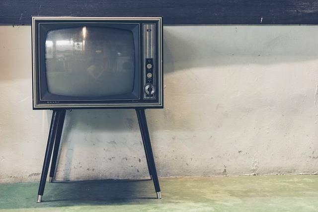 Tv Television Retro - Free photo on Pixabay (599056)