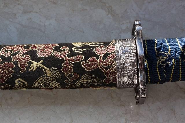 Katana Real Sword Called Japanese - Free photo on Pixabay (599139)