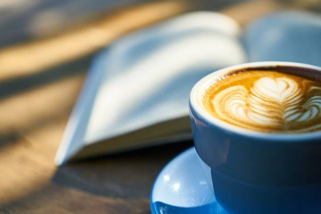 Coffee Book Caffeine - Free photo on Pixabay (599811)